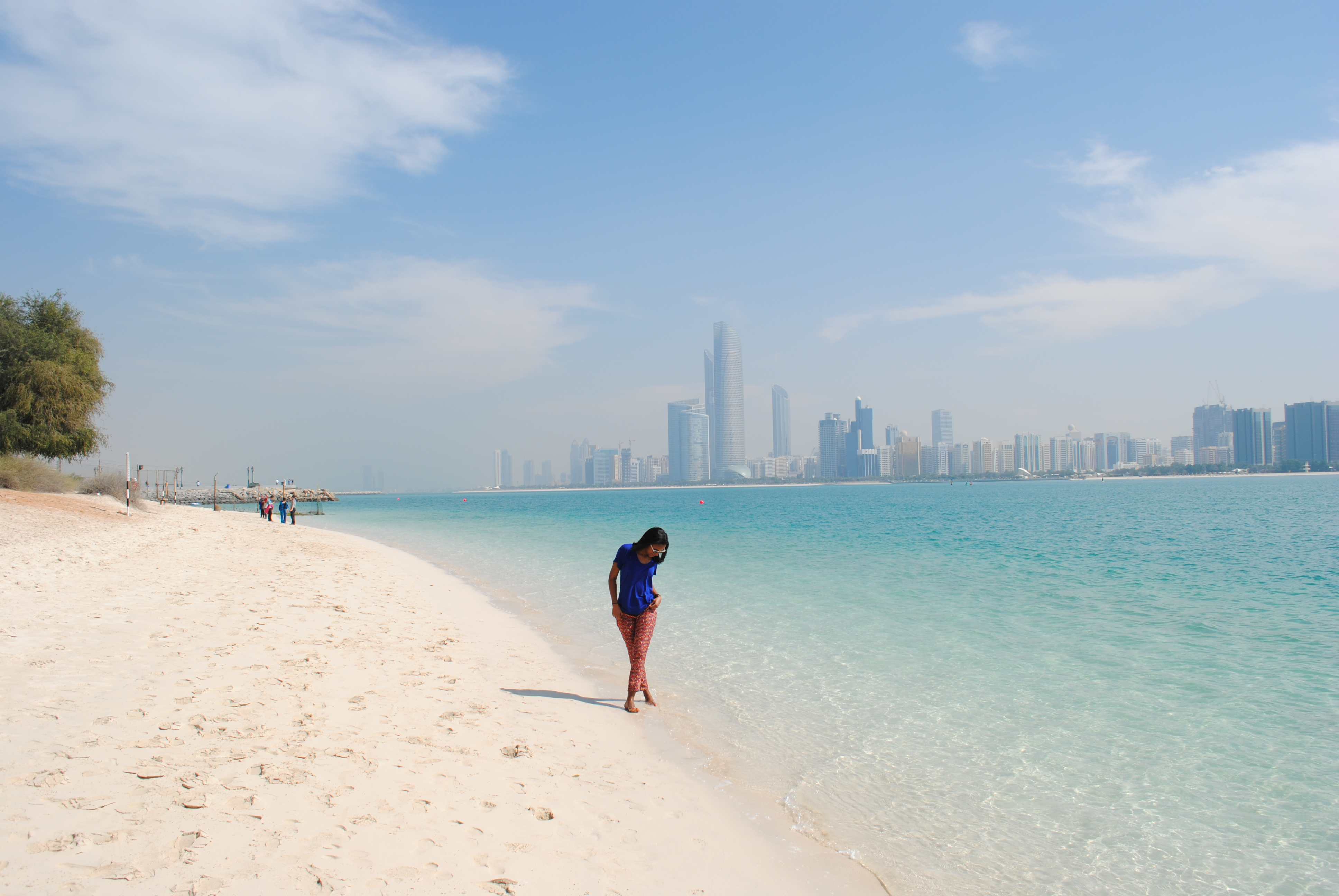 A Visit To Abu Dhabi And Dubai Suzzstravels