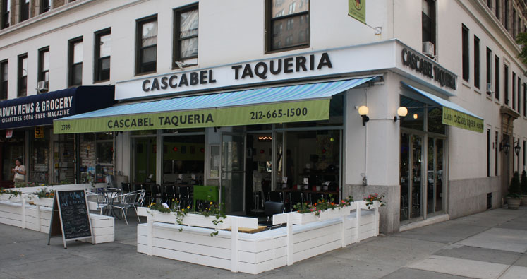 Cascabel Taqueria Is Handy. A Bit Confusing At First, But Handy ...